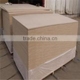 High Quality Competitive Price Melamine Medium Density Fiberboard