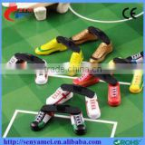 Football boots design PC anti dust plug new products 2016 Shenzhen factory