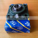 Gold Alibaba Supplier cast iron ball bearing unit P FL F T in concerte machine