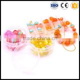christmas gifts education toys plastic bead DIY letter beads set,cheap for children Early education training toys,cat eye bead