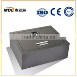 Biometric Fingerprint strong box Price Safes with Decoder and Emergency Key                                                                         Quality Choice