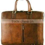 (A2011) Wholesaler in China New Arrival Notebook Carrying Bag with Top Quality PU Material Laptop Bag