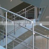 Spiral Staircase Railing/Decorative Railing/Outdoor Railing/ Indoor Railing