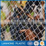 Factory hotsale!!!! 50M 20M x 6M Wide Garden Anti Bird Netting HDPE Knotted Bird Mist Net Black