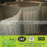 ISO9001-2008 certified hesco bastion/welded gabion/hesco barrier manufactory,lowest price
