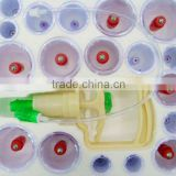MK-C11 18 Cups High Quality Vacuum Cupping Apparatus Cupping Device Pull Out a Vacuum Apparatus