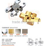 heavy duty YL-202 GB zinc alloy concealed soss hinge conceal cabinet hinge pivot cabinet hinge from china supplier
