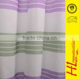 Competitive price printed sheer curtain fabric, tulle fabric ,crepe fabric polyester voile fabric