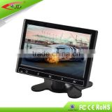 Factory price 7 inch auto screen for video or car camera Bus mirror monitor ,12V~24 V