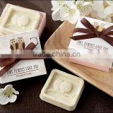 Wedding Gift White Owl Shape Scented Soap