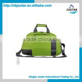 Cheap Good Quality Polyester Foldable Luggage Bag / Portable Fancy Travel Duffel Luaage Bag