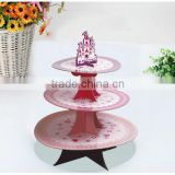 cardboard corrugated wholesale paper cake stands