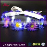 New Products 2016 LED Flower Headband Laurel Wreath Rave Music Festival Gear EDC Wear light up crown                                                                         Quality Choice