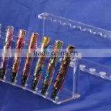 clear acrylic e cigarette display stand