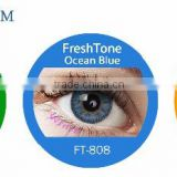 2016 the most hot selling cosmetic fresh tone color contact lenses free color contacts