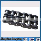 Double row short pitch precision roller chain