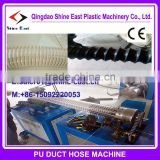 PU TPU Dust duct hose machine manufacturer