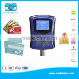 Student info verification cad with GPS tracking for Safety school bus RFID card validator