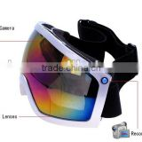 New styple HD 720P Fashion Ski Goggles DVR camera RLC-822