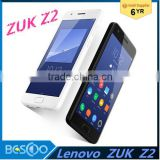 Original Lenovo ZUK Z2 Cell Phone Android 6.0 Snapdragon 820 Quad Core 2.15GHz LTE 4G+64G 13MP+8MP 5.0'' 1920*1080P mobile phone