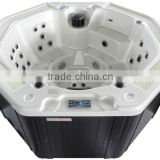 Usa Acrylic Balboa control hot tub water heater outdoor spa white color with CE SAA ROHS Approved