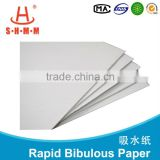 absorber paper in pad or roll high water absorption