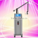CE approved co2 fractional rf wrinkle remover skin rejuvenation matrix laser