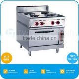 2017 Hot Sale Electrical Chinese Cooking Range Prices - With Oven, 14000 Watt, TT-WE158D