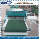 twin blade board edger machine made in Shandong China
