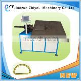 2016 Rectangle ring forming machine/Wire buckle making machine