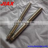 cnc machining stainless steel pump shaft, stainless steel spline shaft, stainless steel propeller shaft