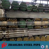 Multifunctional threaded Hot dipped galvanized round steel pipe for water use China factory for wholesales