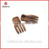 wooden salad hands