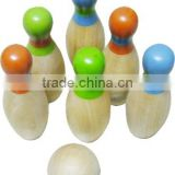 Item no.: WTC3108 bowling / wooden toy / wooden bowling