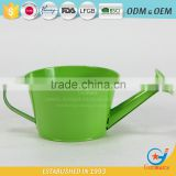 iron powder coating water plant for flowers floral watering can