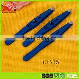 Top quality factory directly paint spraying stainless steel finger nail file in beauty salon