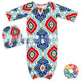 Sleep Clothing Cheap Adult Baby Clothes 0-3 Months Organic Cotton Baby Gowns