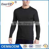 2017 factory wholesale custom merino wool base layer Men Heated Thermal Underwear man long johns