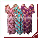 Women wholesale clothing kaftan dress, arabic kaftan KF-T118