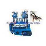 Rubber Slipper Sole Attaching Machine / EVA PVC Flip Flop Wearing Machine
