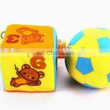 2012 hot sale 10cm Plush balls for kids