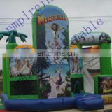 bouncer slide inflatable toys,cheap inflatables, commercial inflatables CC032
