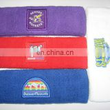 Sports Cotton Head Sweatband