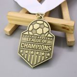 South Carolina Soccer League Custom Race Medals