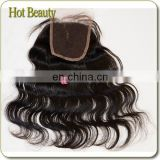 2015 Body Wave Frontal Wholesale Brazilian Hair Cheap Human Hair Lace Closure