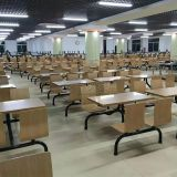 Canteen furniture student canteen furniture school canteen table and chairs Email: sales@bonsuny.com
