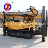 FY600 rock core sampling drill rig /crawler pneumatic water well drilling rig with fast speed