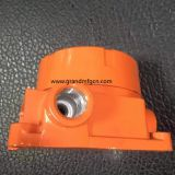 Aluminum die casting fir fighting flammable and explosive detector aluminum housing