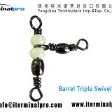 Barrel-Swivel-Triple-Swivels-Style-b-Fishing-Swivel-Snap-terminal-tackle-TERMINALPRO