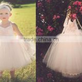 Baptism Dress Christening Dress baby girl dress baby tulle dress Easter dress baby toddler easter first birthday dress                                                                                                         Supplier's Choice